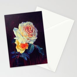 THORNY GLAMOUR Stationery Cards