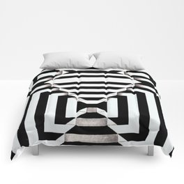 Geometric 5371 Comforters