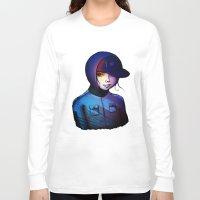 manga Long Sleeve T-shirts featuring Manga by IOSQ