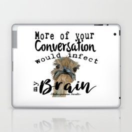 Infectious Conversation Laptop & iPad Skin