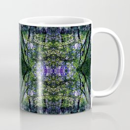 Pleasure of the Pathless Woods collage Coffee Mug