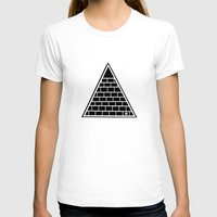 triangle T-shirts featuring Triangle by Emmanuelle Ly