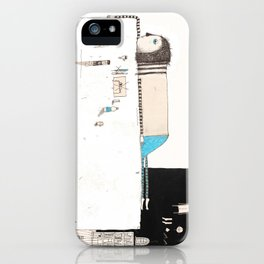 Forgive yourself and move on from your mistakes. iPhone Case
