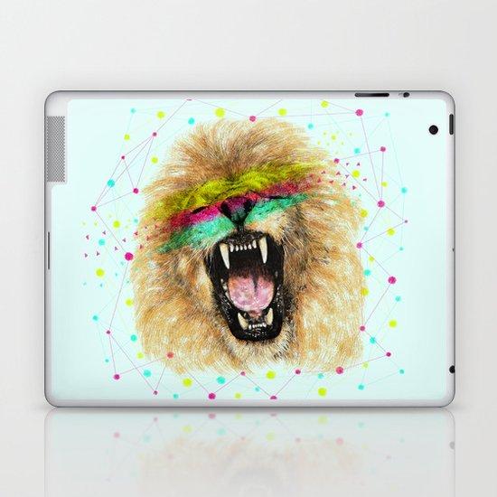 Lion II Laptop & iPad Skin