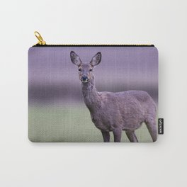 ROE DEER DOE Carry-All Pouch
