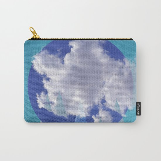 Clouds and Mountains II Carry-All Pouch