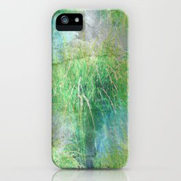 Nature's Miracles Abstract iPhone Case