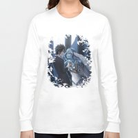 arya Long Sleeve T-shirts featuring You may kiss the Bride by Arya