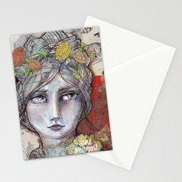 Nature Study by Jane Davenport Stationery Cards
