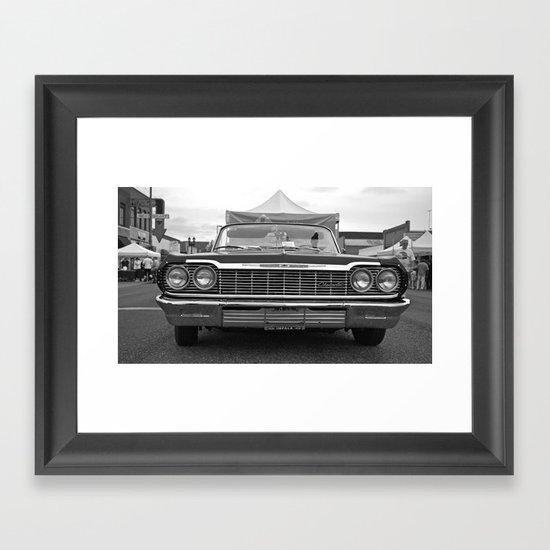 Impala beauty Framed Art Print