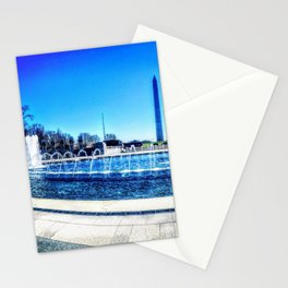 National World War II Memorial Stationery Cards