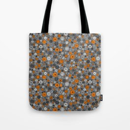 Buttons Tote Bag