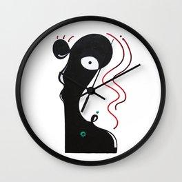 zOiOs de Lula. Wall Clock