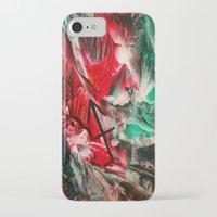 sagittarius iPhone & iPod Cases featuring Sagittarius  by ART de Luna