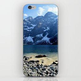 Morskie Oko iPhone Skin