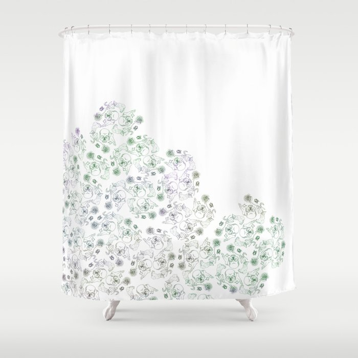 Witches Brew Shower Curtain By Jazzmoth
