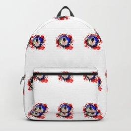 Cartoon Hand Gun Bang Backpack