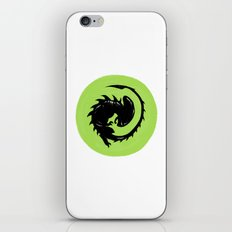 Alien Origin iPhone & iPod Skin