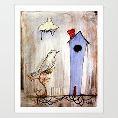 BIRD #3 Art Print