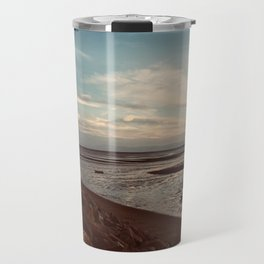 Boat On The Water Travel Mug