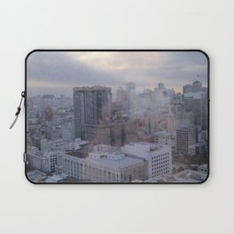 Looking Through Glass Laptop Sleeve