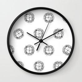 Lyons Wall Clock