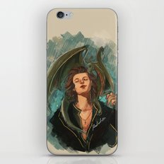 Lady and Harry iPhone & iPod Skin