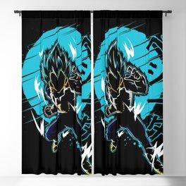 Vegeta Dragon Ball Super Blackout Curtain