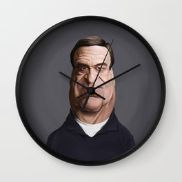 Celebrity Sunday ~ John Goodman Wall Clock