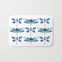 Dragonfly Wings Bath Mat