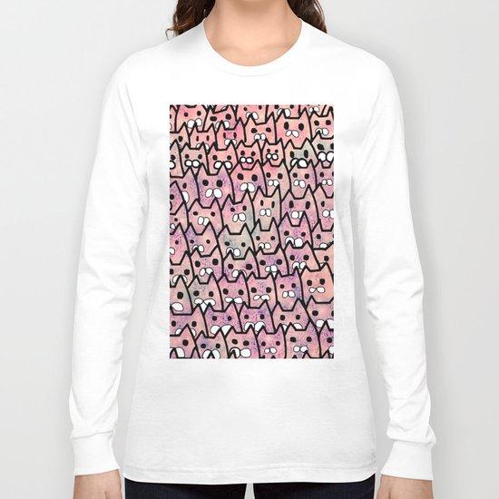 cat-249 Long Sleeve T-shirt