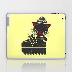 Cat In Platform Shoe Laptop & iPad Skin