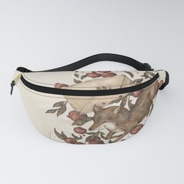 Coyote Love Letters Fanny Pack