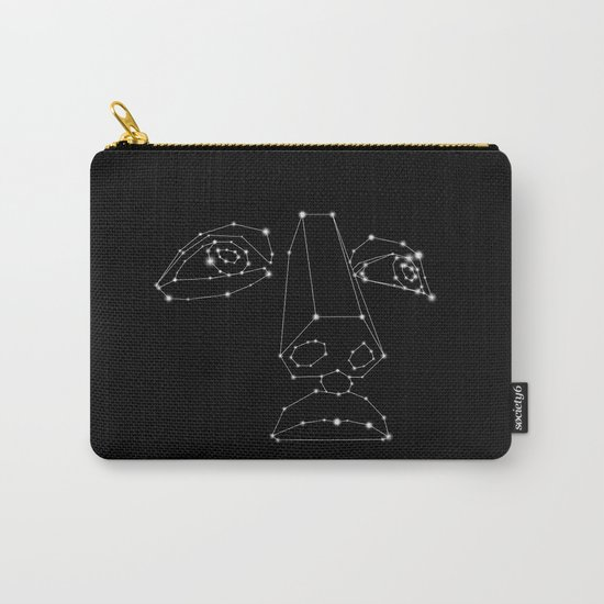 CONSTELLATION OF MAN Carry-All Pouch