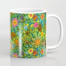 Pattern pony & friends Coffee Mug