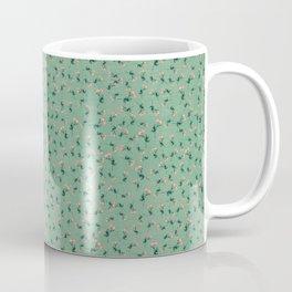 Succulents Flowers Coffee Mug