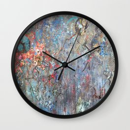Mindless Imaginings Wall Clock
