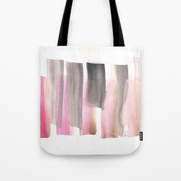 [161228] 28. Abstract Watercolour Color Study|Watercolor Brush Stroke Tote Bag