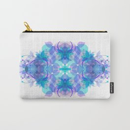 Soft butterfly Carry-All Pouch