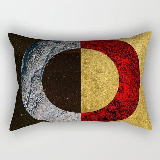 Abstract #155 Rectangular Pillow