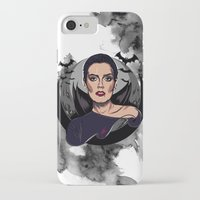 vampire iPhone & iPod Cases featuring Vampire by Yasin IŞIK