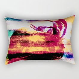 Boiling Rectangular Pillow