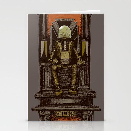 Pax Robota Stationery Cards