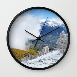 The Gift Of Nature Wall Clock