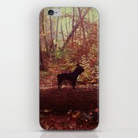 frenchie iPhone & iPod Skins featuring Frenchie by Krizan