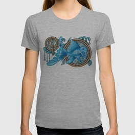 Pisces Fish Constellation T-shirt