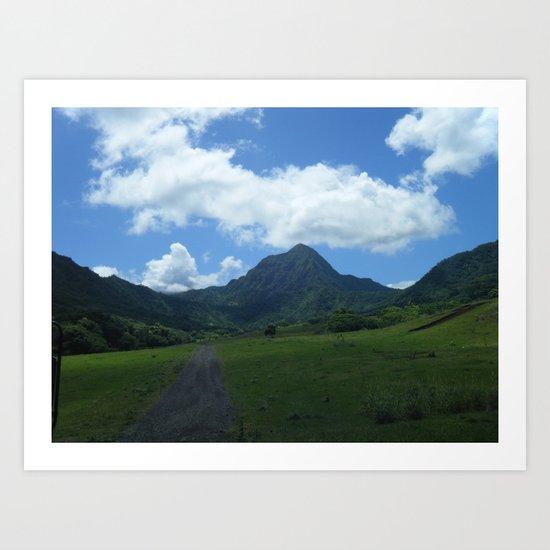 Hawaii 2 Art Print