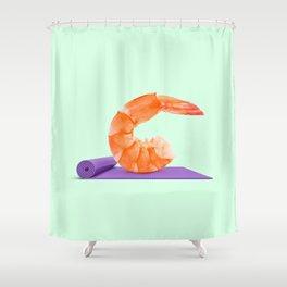 YOGAMBA Shower Curtain