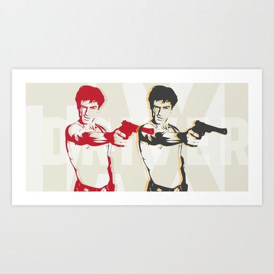 Double Travis Art Print