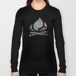 sea nature beach 4 Long Sleeve T-shirt